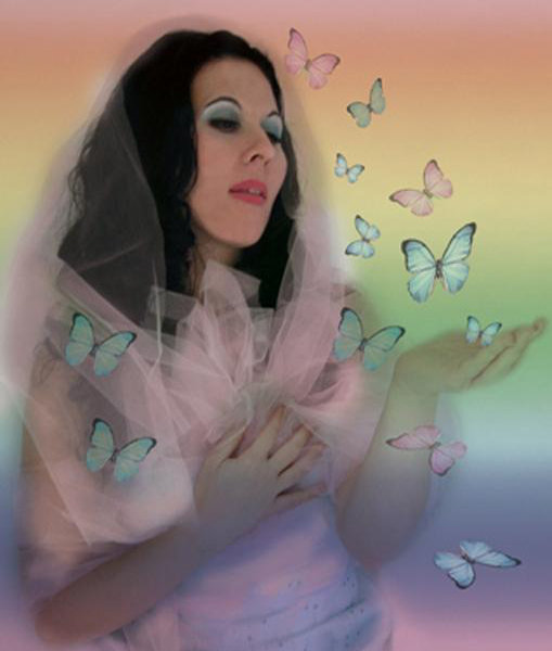 Featured Artist - Amy Barbera - Check Out Amy's original song 'Make Me A Butterfly' & the epic dance remix of 'Make Me A Butterfly' as well! Her song 'Make Me A Butterfly' is featured on Amy's debut album 'Beautiful Flower of Life' that was released in 2008. She is currently working on her 2nd album which will be titled 'Paint Me A Rainbow' and Amy hopes to have it released by early 2012. Also check out Amy's new dance song 'Paint Me A Rainbow' & the Dance remix of my song 'Electric Church' too. Search the playlist under 'A' and click it to play it. The Music You Want is on Radio WHAT at http://www.radioWHAT.com/.