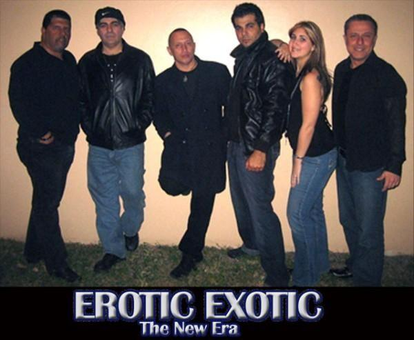 Featured Artist - Erotic Exotic