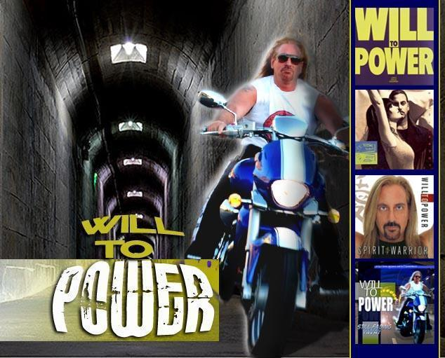 Featured Artist - Will to Power