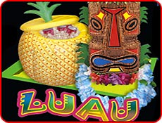Luau Theme      #1 SUMMER PARTY THEME!